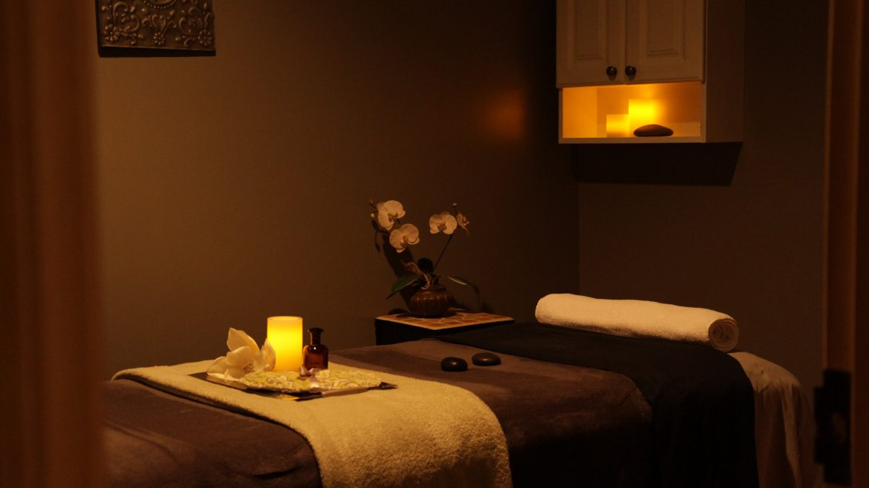 Massage & Facial Room