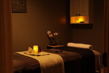 Massage & Facial Room